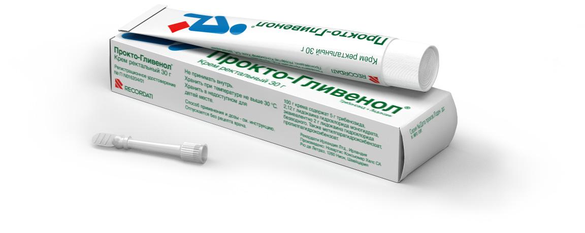 Прокто-гливенол при беременности